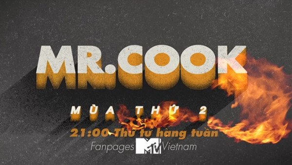 Mr.Cook Season 2 - MTV Vietnam