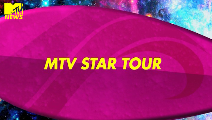 MTV News - MTV Star Tour