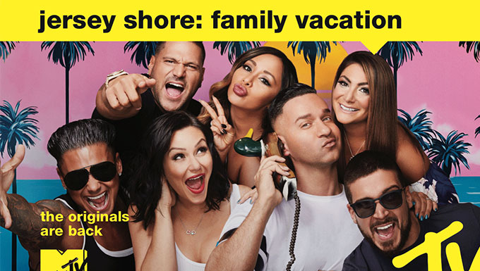 Jersey Shore Family Vacation  - Tập 2