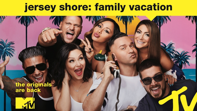 Jersey Shore Family Vacation P2 - Tập 1